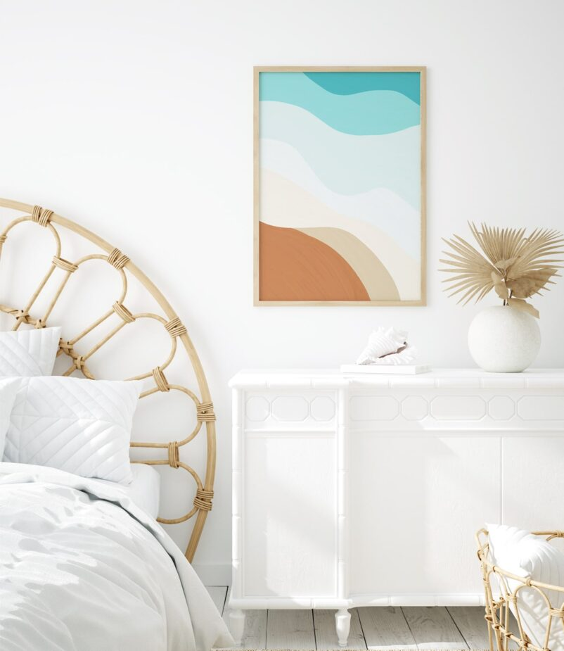 Terre & Mer by Ninon | Limited Edition Art Print | EROS+VESTA