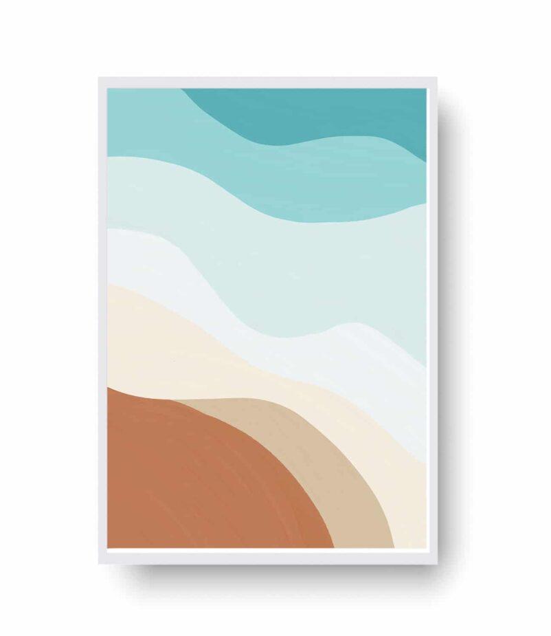 Terre & Mer by Ninon | Limited Edition Contemporary Art | EROS+VESTA