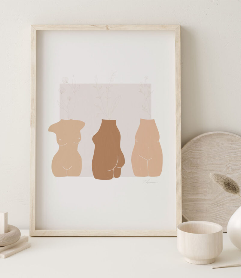 art-print-trois-muses-solo-eros+vesta