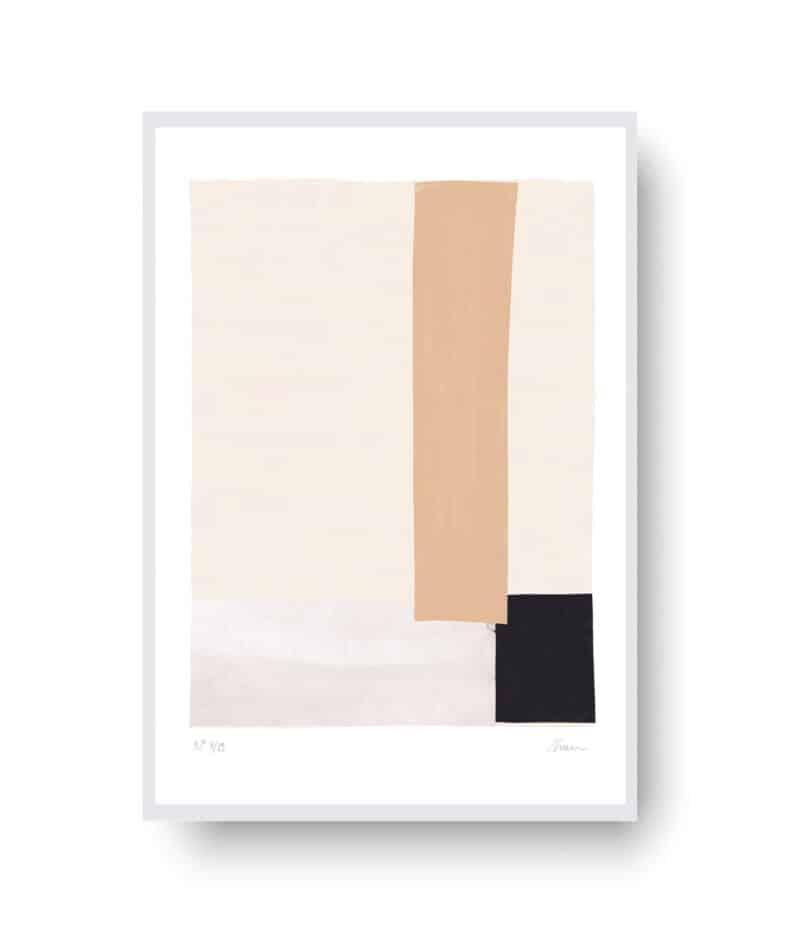 Quatre Part II by Ninon | Limited Edition Contemporary Art | EROS+VESTA