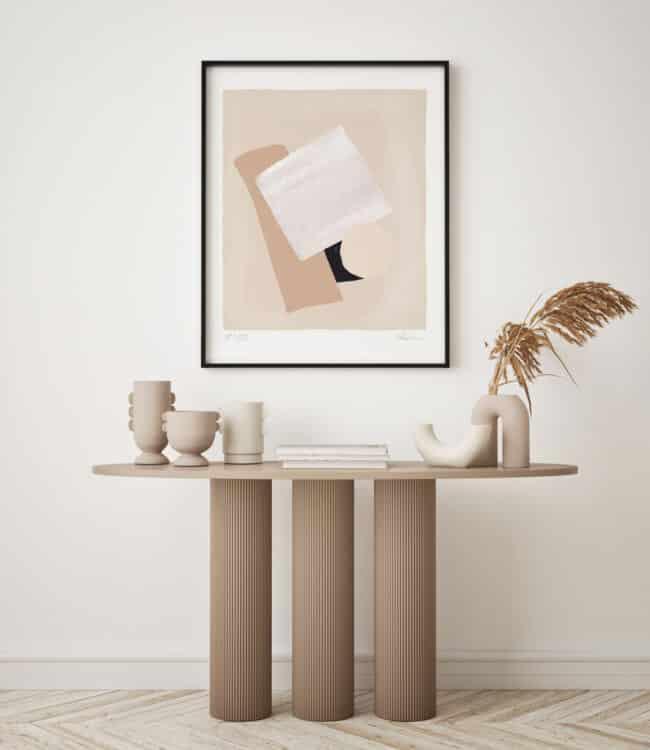 Quatre Part I by Ninon   Limited Edition Art Print   EROS+VESTA